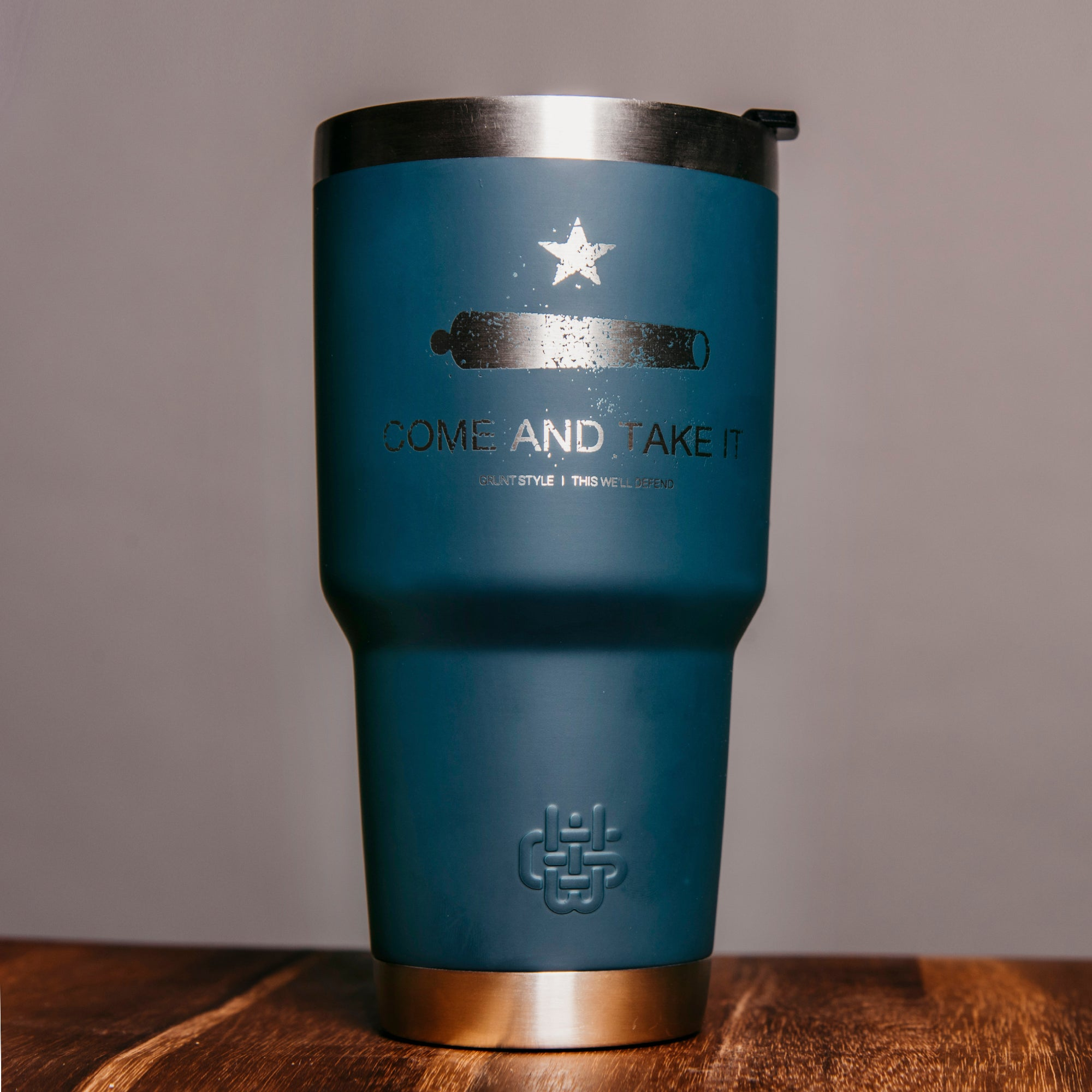 Come and Take It 30oz Tumbler