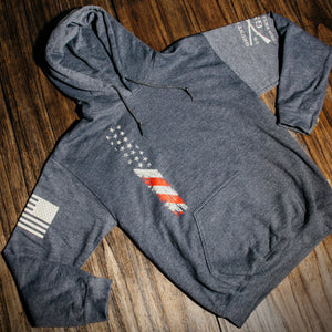 True Colors Hoodie - Dark Heather