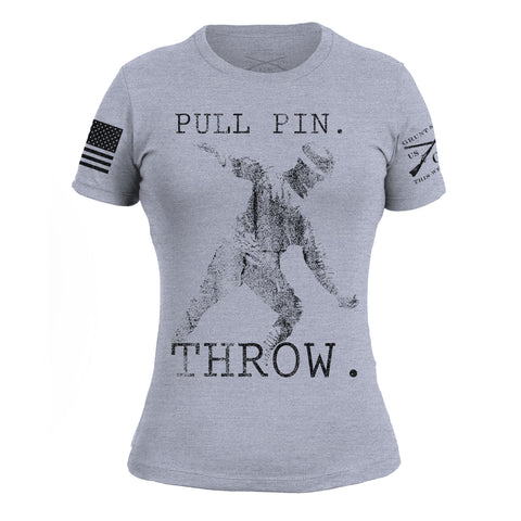 Pull Pin Throw Revisited - Women's