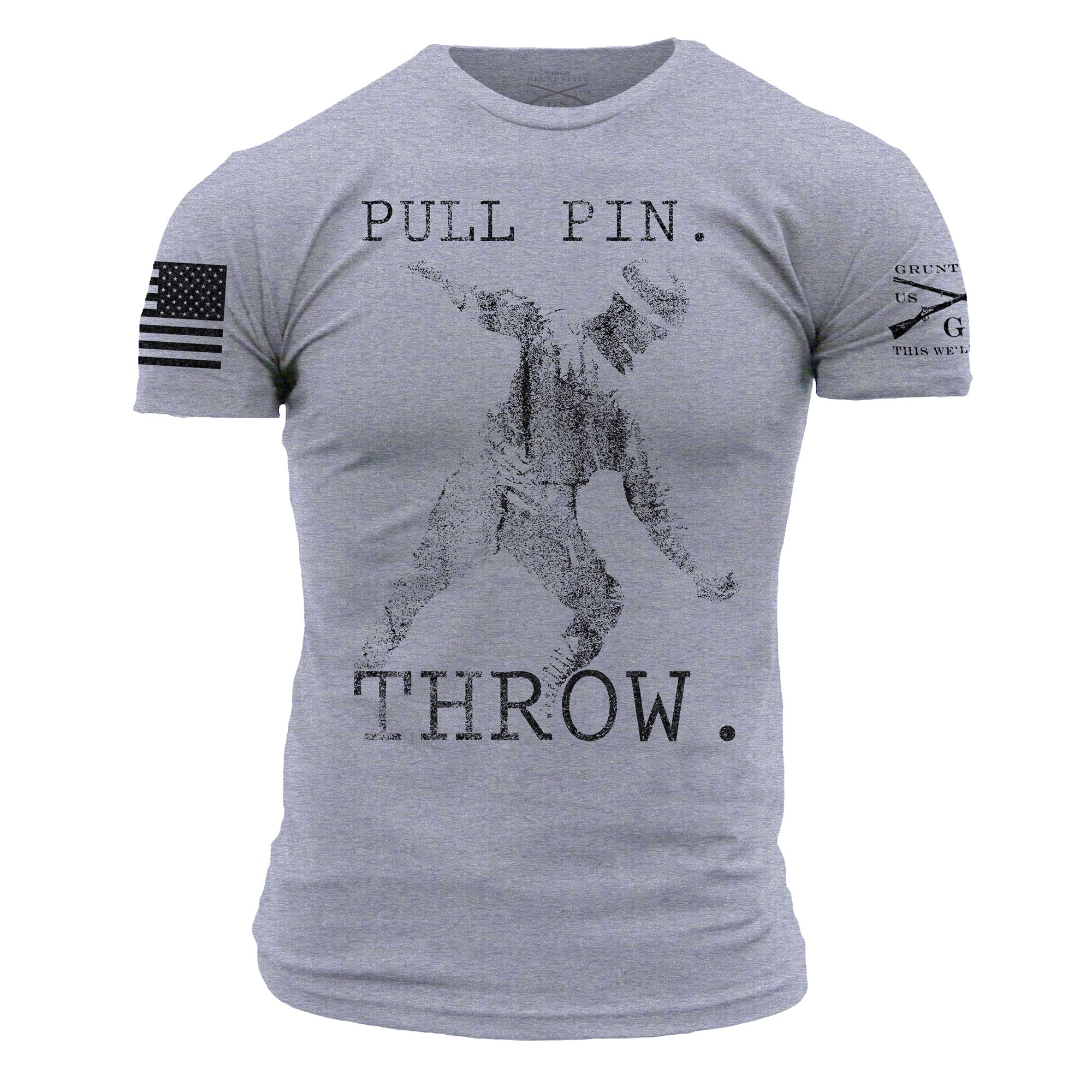 Pull Pin Throw Revisited