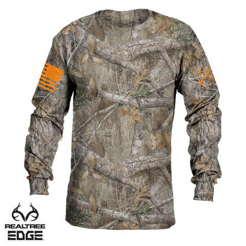 Realtree Edge® Long Sleeve Tee - Basic