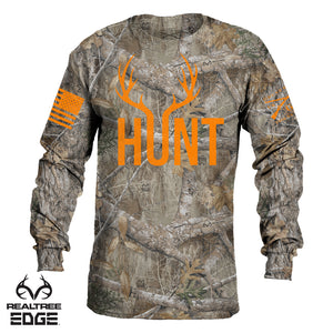 Realtree Hunt Longsleeve Shirt
