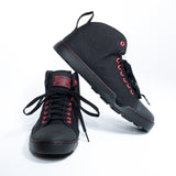 High Tide Raid Shoes - Black / Red