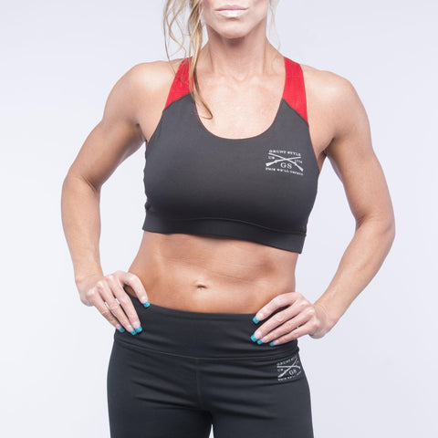 Defender Series Sports Bra