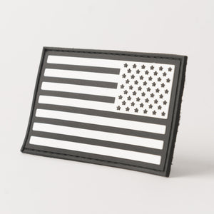 USA Flag PVC Patch