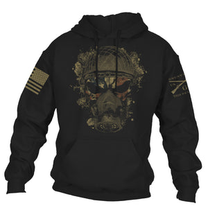 Chemical Reaper Throwback Hoodie