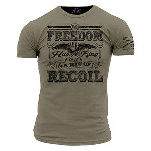 June Club Shirt Mens - Freedom and Recoil Front Phantom