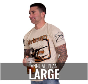 Male Large - $216/Annually