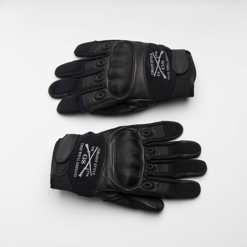 GS Operator Gloves - Black