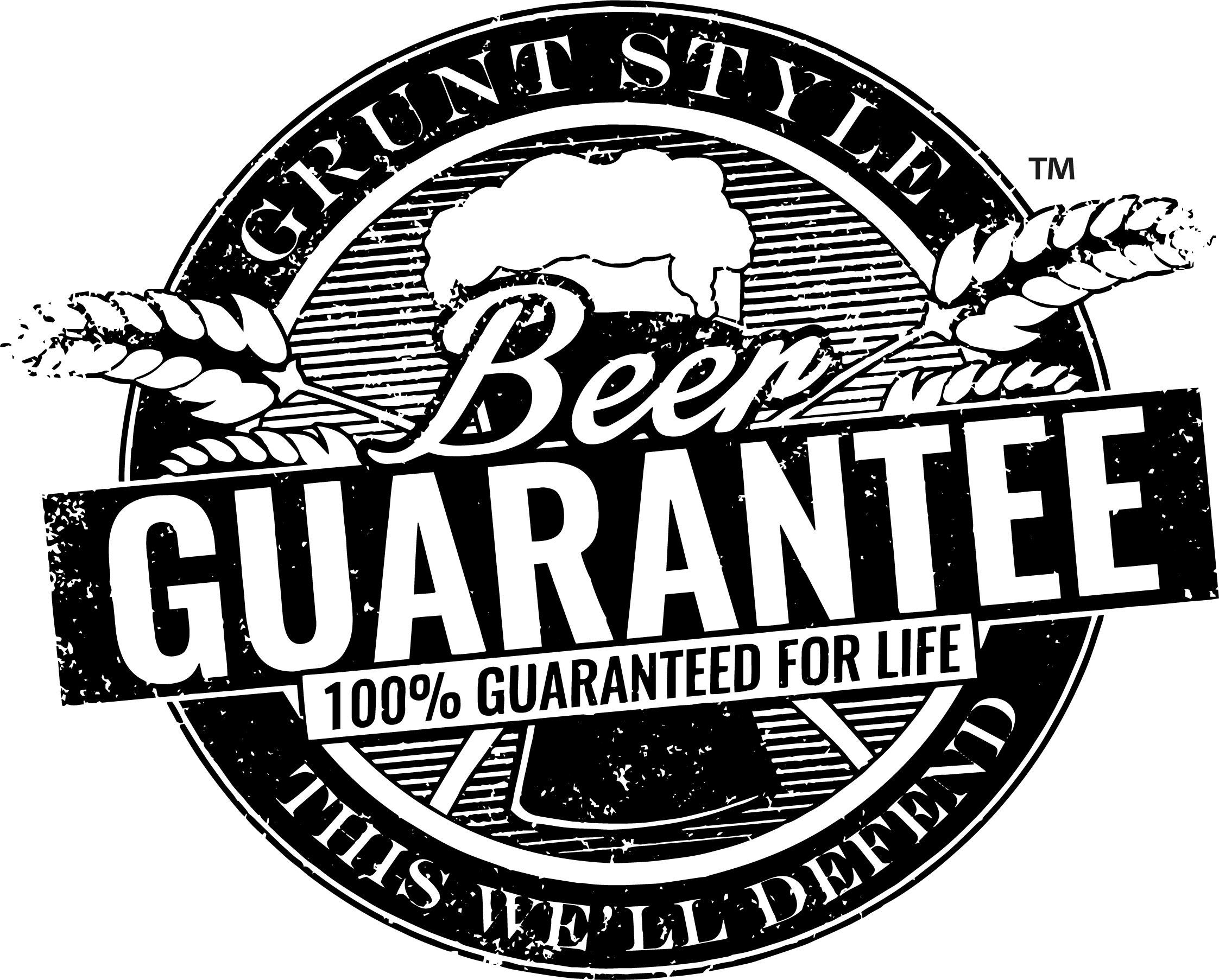 Beer guarantee
