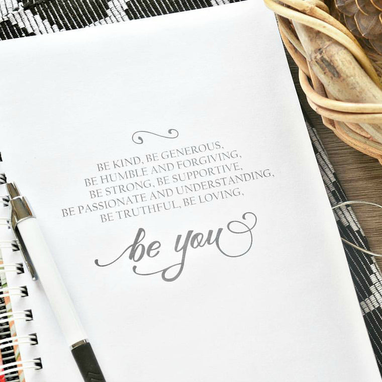 Customize the first page - INKDStationery - 1