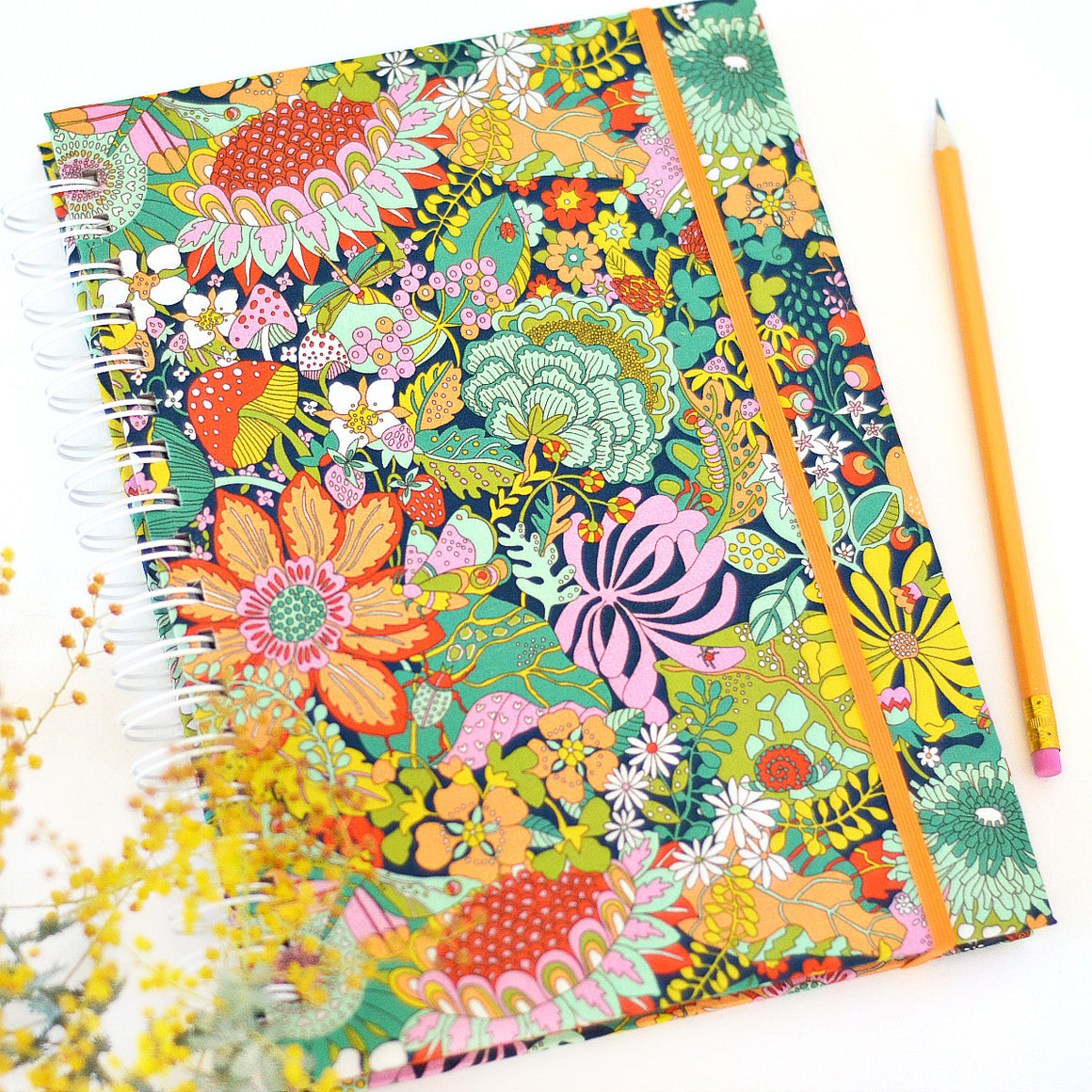BYO fabric option - INKDStationery - 1