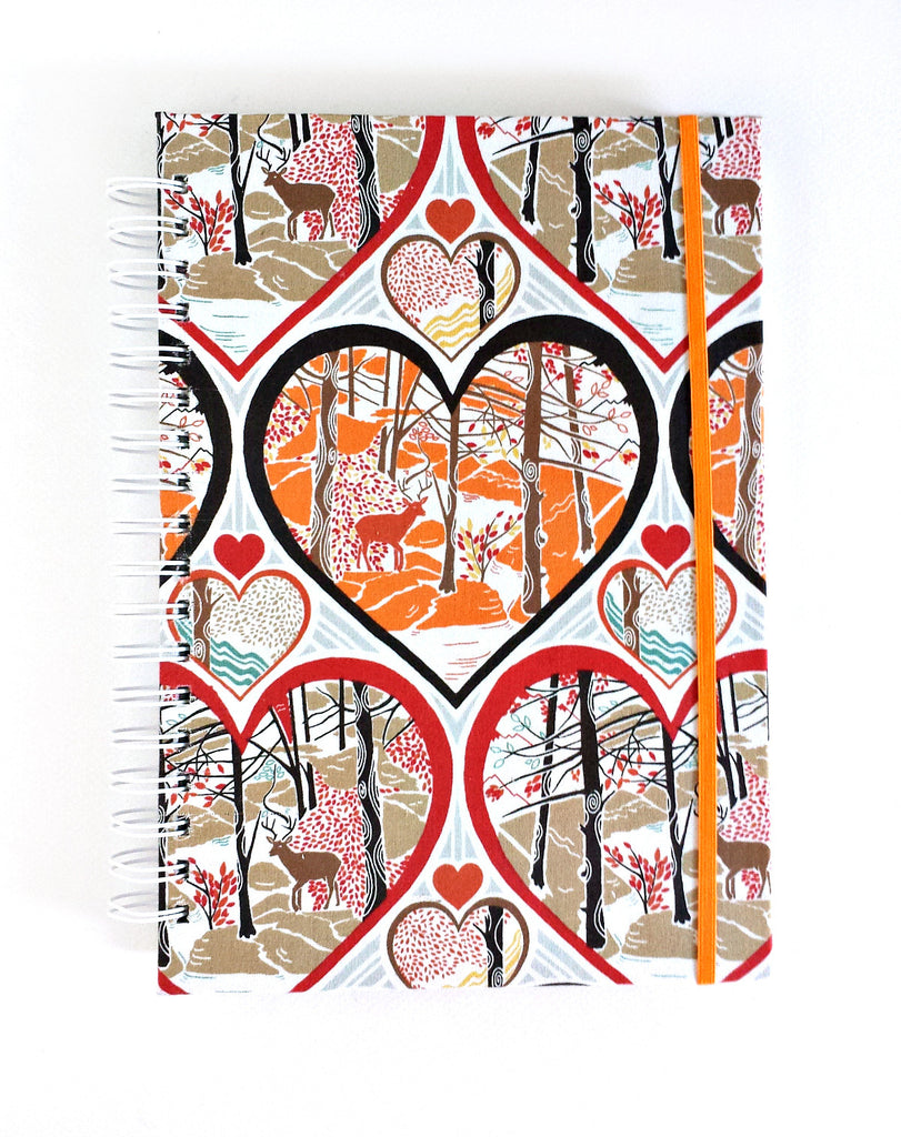BYO fabric option - INKDStationery - 2