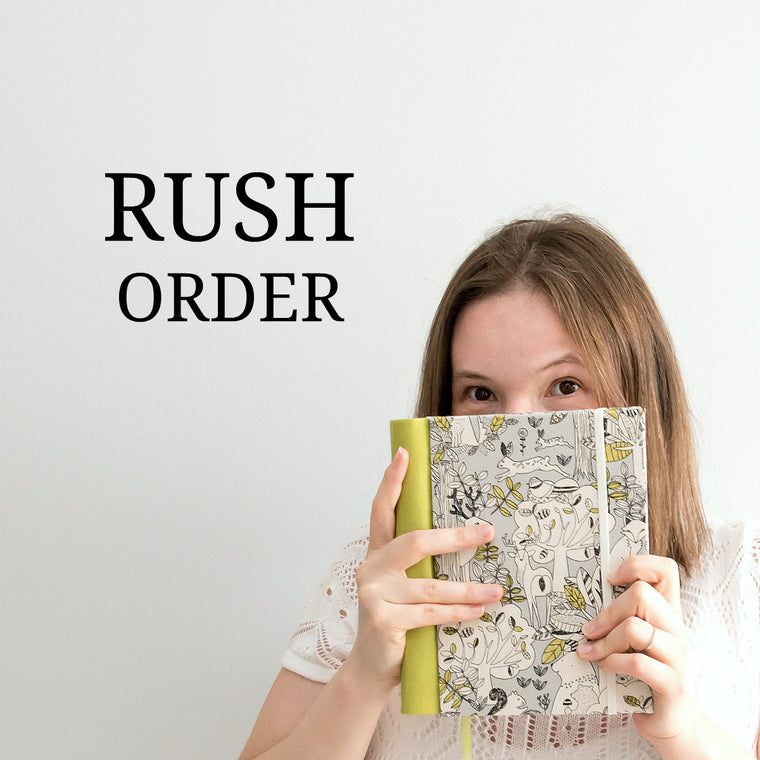 Rush order - INKDStationery