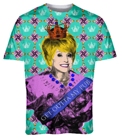 Peggy Mitchell (Eastenders) Fashion Tee