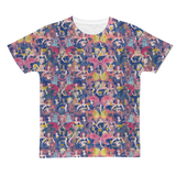 Floral Spice Fashion Tee