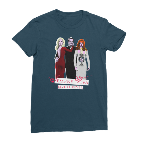 Death Becomes Her Classic Women's T-Shirt