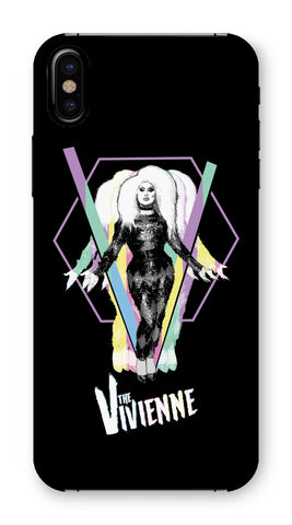 The Vivienne X Binge Big V Phone Case