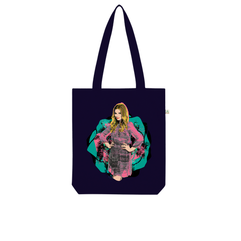 Little Bit Alexis Organic Tote Bag