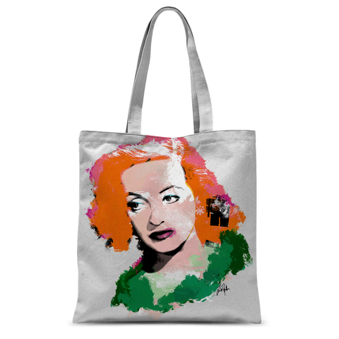 Hollywood Greats - Bette Tote Bag