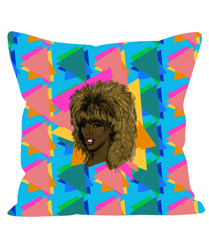 Tina - X WayneDidIt Pillow