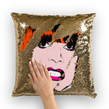 That Bothers Me - Miss Coco Peru X Binge Sequin Cushion Cover