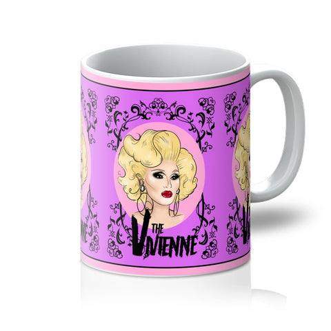 The Vivienne X Binge Dusted Mug
