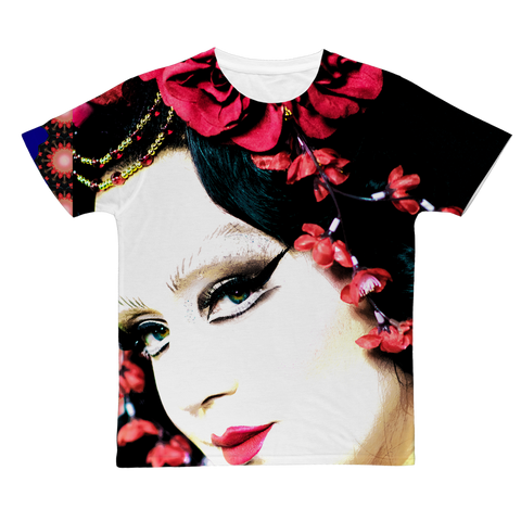 Mad Drag 2018 - Ruby Classic Sublimation Adult T-Shirt