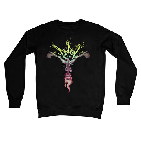 Crystal Official - Grinder Crew Neck Sweatshirt