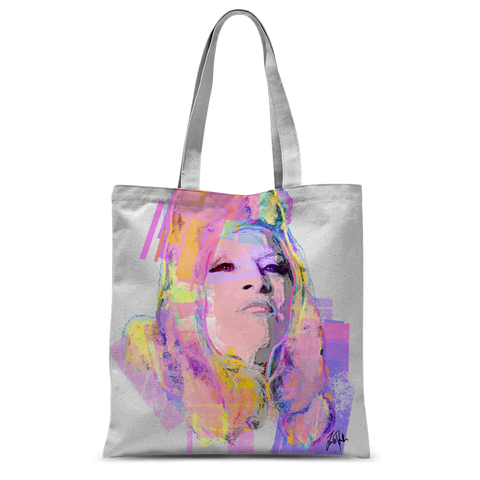 Hollywood Greats - Mae Tote Bag