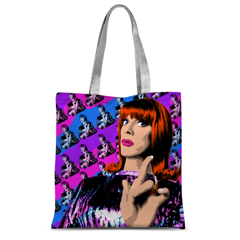 Honey - Miss Coco Peru X Binge Tote Bag
