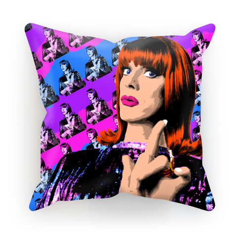 Honey - Miss Coco Peru X Binge Cushion Cover