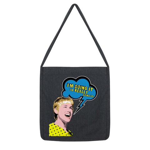 Queer as Folk - Nathan Tote Bag