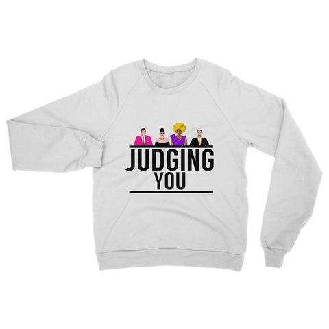 Drag Race - Judging You Heavy Blend Crew Neck Sweatshirt