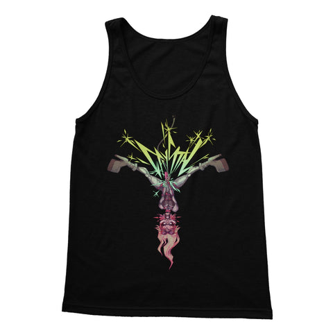 Crystal Official - Grinder Softstyle Tank Top
