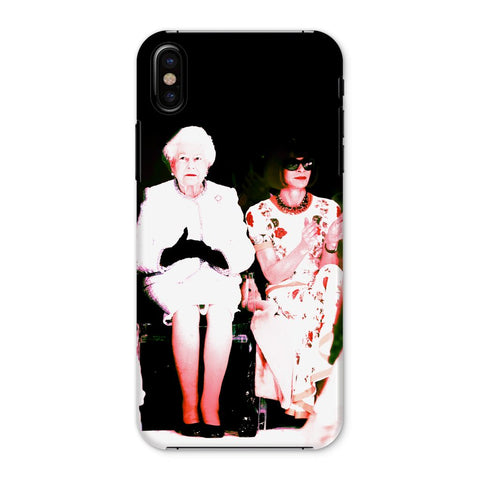 Anna & The Queen Phone Case