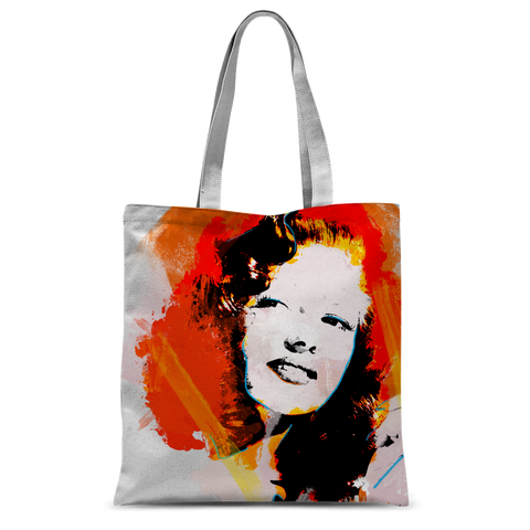 Hollywood Greats - Rita Tote Bag