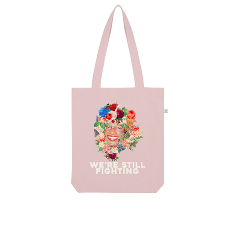 PRIDE 2020 - Marsha P. Johnson Organic Tote Bag