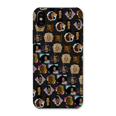 Diva Icons (Limited Edition) - X WayneDidIt Phone Case