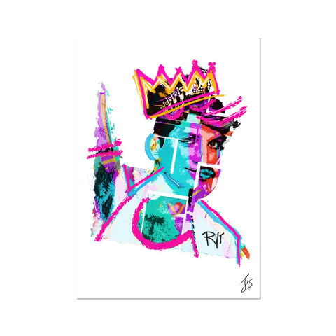 Pride 2020 - RVT: Party Like a Queen Fine Art Print