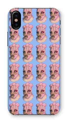 Crystal Official Facekini Phone Case