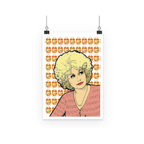 Dolly Mix 9to5 Plain - XWayneDidIt Poster
