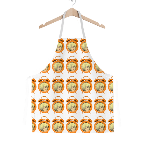 Dolly Mix 9 to 5 Plain - XWayneDidIt Apron