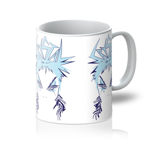 Crystal Official Ice Blue Mug