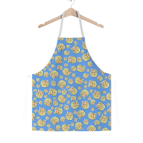 Dolly Mix Whorehouse Blue - XWayneDidIt Apron