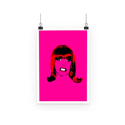 Don't Bother Me - Miss Coco Peru X Binge Poster