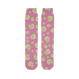 Dolly Mix Whorehouse Pink - XWayneDidIt Sublimation Tube Sock