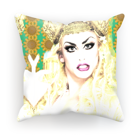 Mad Drag 2018 - Emerald Sublimation Cushion Cover