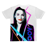 Fierce Political Women - AOC Fashion Tee