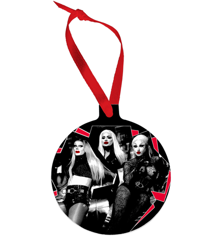 Frock Destroyers - Christmas Ornament